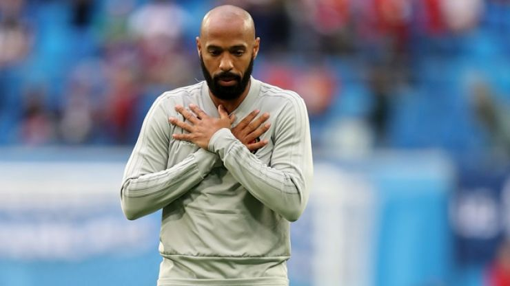 Bordeaux's new owners explain why Thierry Henry didn't get the job