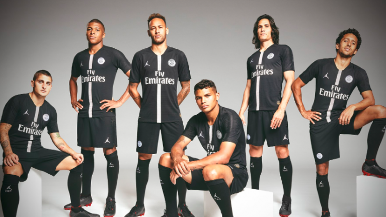 6e697ed5bd652a PSG have officially dropped their new Jordan brand kit