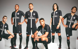 PSG have officially dropped their new Jordan brand kit