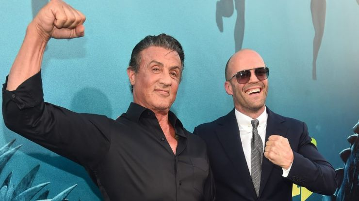 72-year-old Sylvester Stallone is still smashing the gym in preparation for Rambo 5