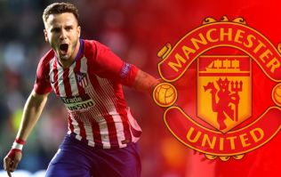 Manchester United turned Saul Niguez down three years ago