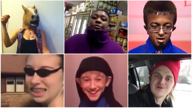 Personality Test Which Iconic Vine Are You