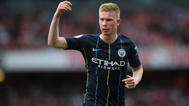 Pep Guardiola Reveals Kevin De Bruyne Has A Release Clause In His Manchester City Contract