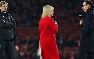 Gary Neville adamant Jurgen Klopp agrees with him despite Liverpool manager's retort