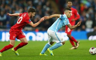 Sergio Aguero reveals the reason he used to be a Liverpool supporter