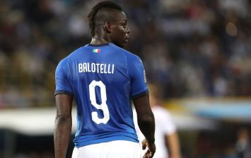 Mario Balotelli addresses claims that he's overweight in the most Balotelli way ever