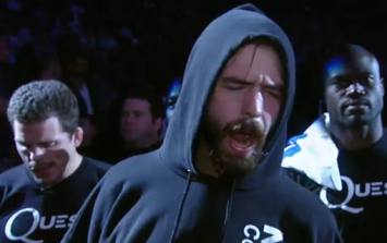 Main event scrapped after former UFC fighter receives backstage disqualification