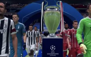 WATCH: How a Champions League final will look on FIFA 19