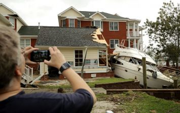 Hurricane Florence death toll reported to have risen to at least 13