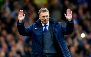 David Moyes believes his Everton side were one player away from competing for the league title