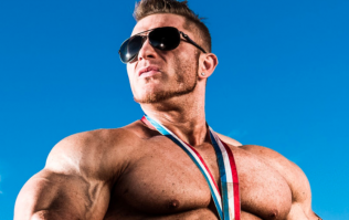Welsh bodybuilder Flex Lewis wins record 7th Mr. Olympia title