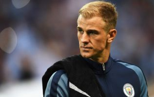 Joe Hart opens up on how he dealt with being axed by Pep Guardiola