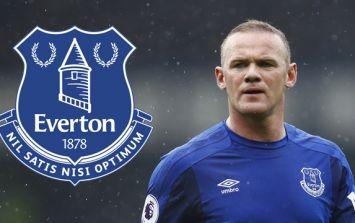Wayne Rooney's account of how he left Everton is quite sad