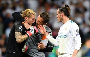 Gareth Bale reveals he consoled Loris Karius after Champions League final