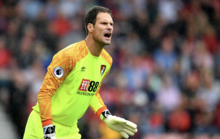 Asmir Begovic thinks Bournemouth's front three are as good as Liverpool's attack