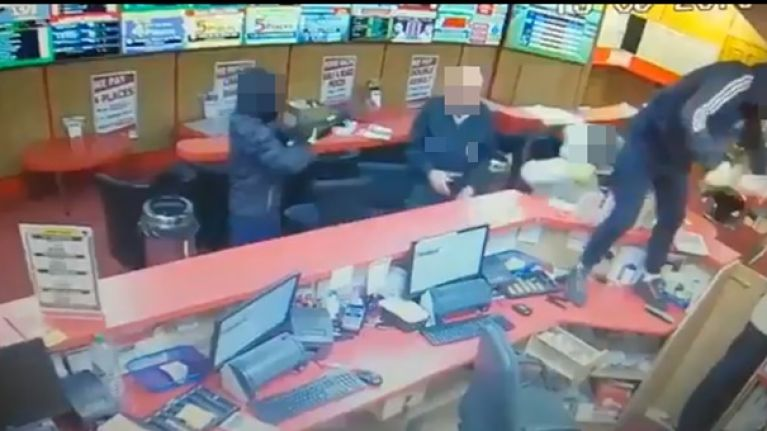 """83-year-old man hailed as """"total hero"""" for fighting off armed raiders in bookmakers"""