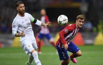 Sergio Ramos responds to Antoine Griezmann's bold claim