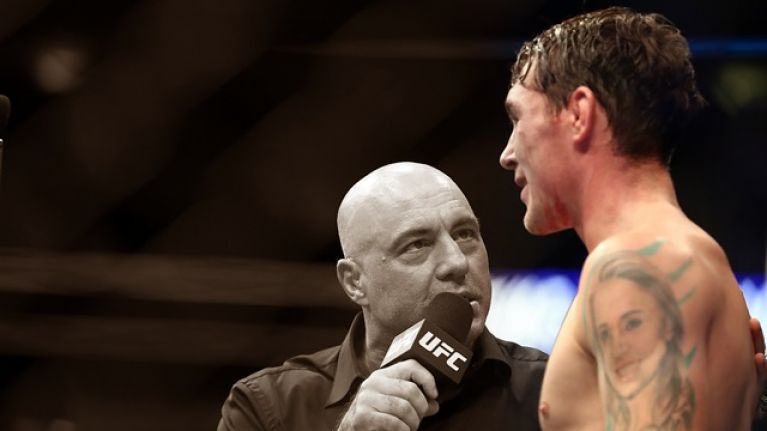 Darren Till's fighting philosophy is never going to change and that's kind of great