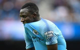 Benjamin Mendy suggests he is open to Leeds United move in Twitter exchange