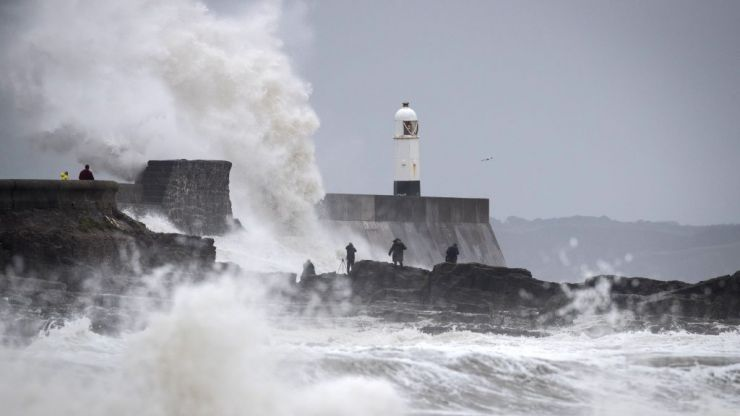 Storm Ali 'danger to life' as 75 mph winds to batter UK