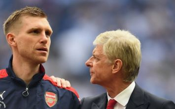 Per Mertesacker admits players contributed to Arsène Wenger's departure with poor results
