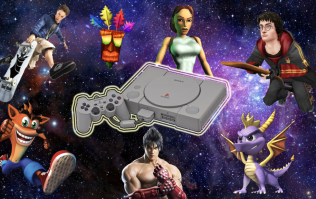 The five emotional stages of playing the PlayStation 1 with your sibling