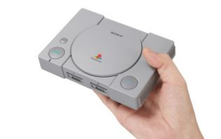Sony is launching a PlayStation Classic console with 20 games