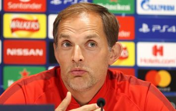 PSG manager Thomas Tuchel claims Liverpool result was 'not logical or correct'