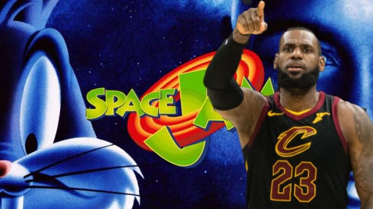 ebbb22ec86443 Space Jam 2 is officially happening and will star LeBron James