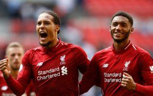 Virgil Van Dijk says Liverpool are aiming for the quadruple this season