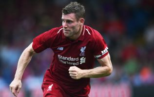 Liverpool midfielder James Milner's dad banned him from wearing red as a child