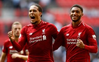 Virgil van Dijk clocked a faster top speed than Kylian Mbappe during Liverpool's win over PSG