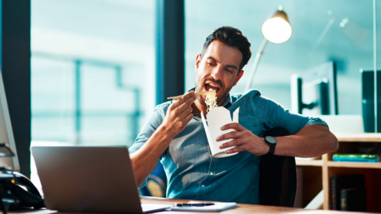 What to eat when you're hungry and looking to lose fat