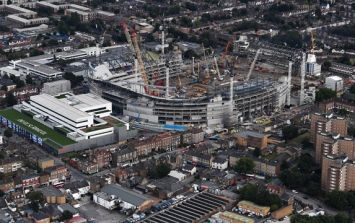 Shocking claims emerge about behaviour of workers at Spurs' new stadium