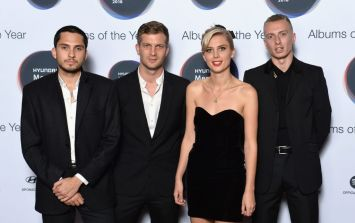 Wolf Alice wins this year's Mercury Prize for album Visions of a Life