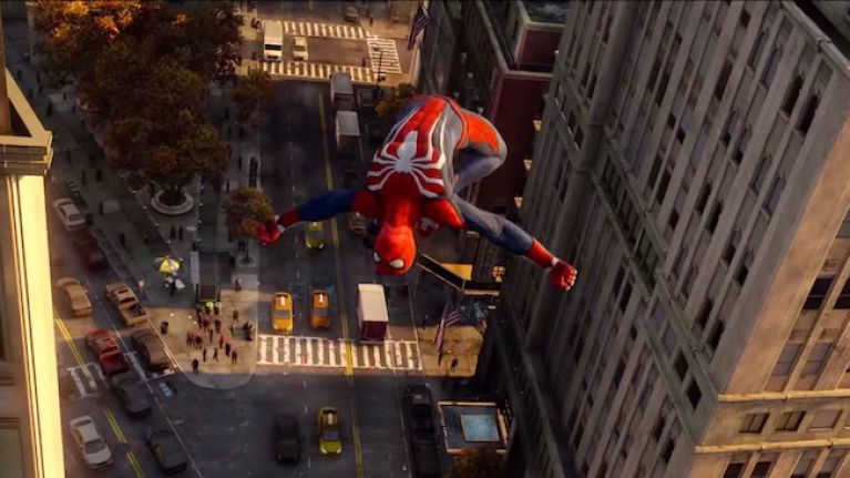 Just swinging around New York in Spider-Man is some of the most fun you can have in a game