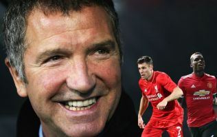 Graeme Souness has picked between James Milner and Paul Pogba
