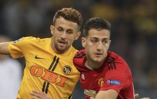 Jose Mourinho explains why he won't be picking Diogo Dalot this weekend