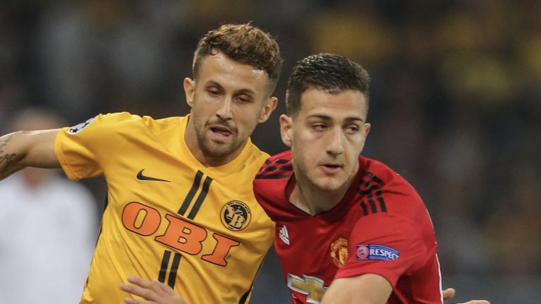 723c590fd Jose Mourinho explains why he won't be picking Diogo Dalot this weekend