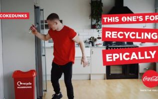 How Coca-Cola Great Britain is encouraging people to recycle their plastic bottles