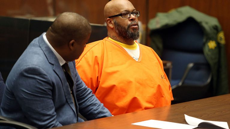 Suge Knight to be sentenced to 28 years in prison