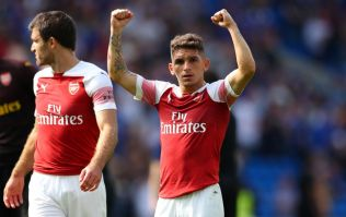 Arsenal's Lucas Torreira is already talking about which other club he'd love to play for