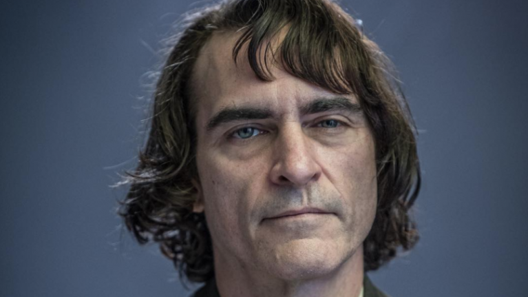 WATCH: Here is your first look at Joaquin Phoenix in full Joker make-up