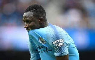 Manchester City's Benjamin Mendy receives one year driving ban
