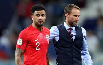 Kyle Walker questions Gareth Southgate's choice of tactics with England