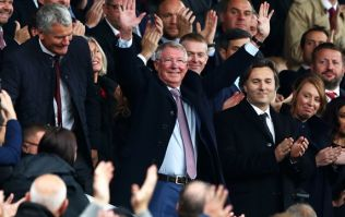 Old Trafford was deafening when Sir Alex Ferguson walked back into the Theatre of Dreams