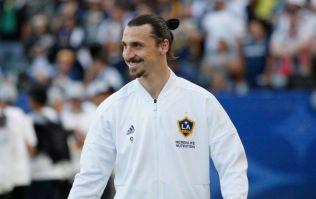 Zlatan Ibrahimović might be returning to Europe sooner than expected