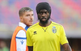 Gervinho rolls back the years to score a wonder goal for Parma in Serie A