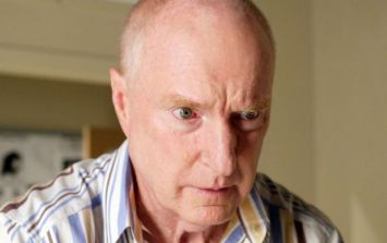 It looks like Alf Stewart isn't leaving Home and Away after all