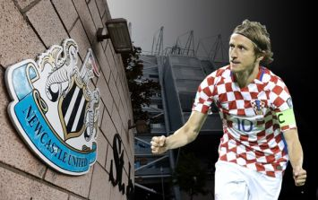 Newcastle's reason for turning down Luka Modric sounds absolutely ridiculous now
